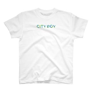 CITY BOY Tシャツ