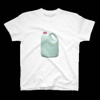 Yusuke SAITOHのハイターのボトル Tシャツ