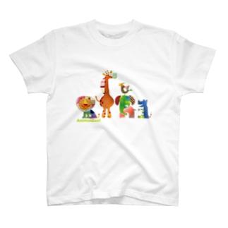 AnimalZoo! Tシャツ