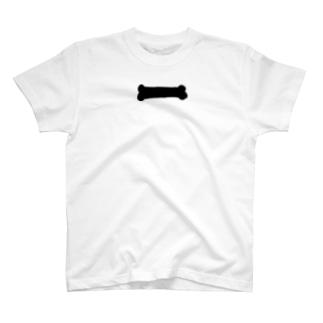 ちいさな骨 Tシャツ