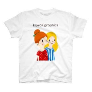 kawaii.graphics Tシャツ