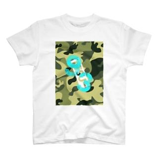 TTSU-×93ロゴ Tシャツ