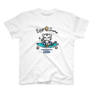 Enjoy Summerなトラオ Tシャツ