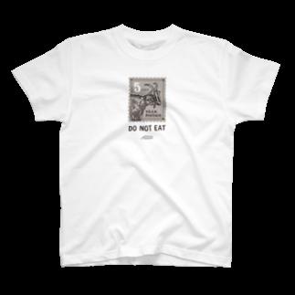 Y.G.S.N. POSTAGE 02 Tシャツ