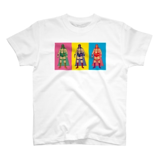 3Ruchas Tシャツ
