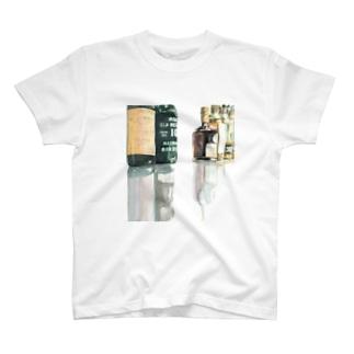 バーカウンター Tシャツ