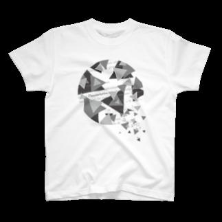 理の惑星のPlanetarhythm T-shirtTシャツ