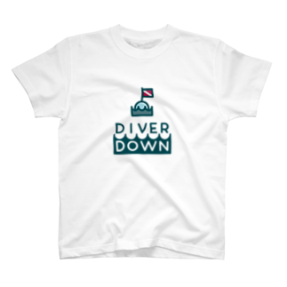 Diver Down公式ショップのDiver Downグッズ Tシャツ