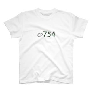 CP754 Tシャツ