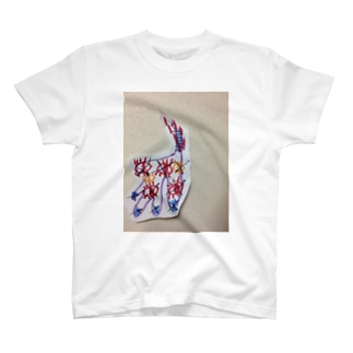 マイハンド Tシャツ