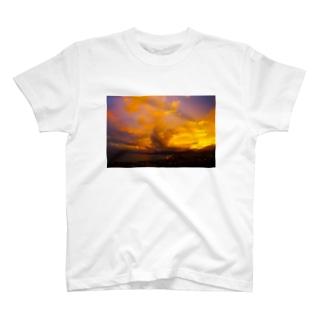 夏の終わり Tシャツ