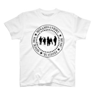 【シルエット】 Tシャツ