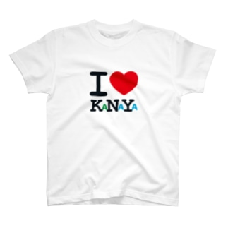 I♥KANAYA Tシャツ