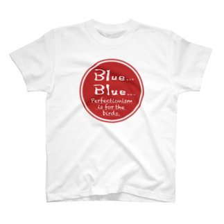 The Simple Eggs.のBlue... Blue...Tシャツ
