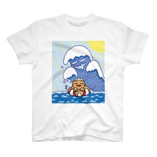 サマーバケーション Tシャツ