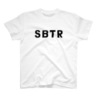 SBTR Tシャツ Tシャツ