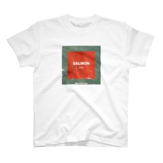 SALMON LOVER Tシャツ