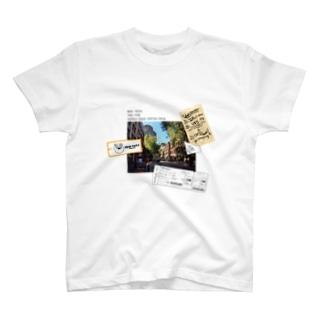 Vancouver Trip Tシャツ