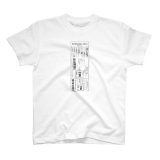 BOARDING PASS Tシャツ