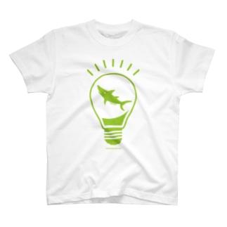 〈 naminada 003/365 〉ひらめきSAME Tシャツ