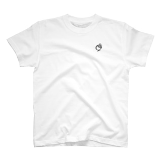 H-TOA ロゴ Tシャツ