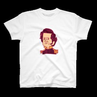 KAGE310の提督Tシャツ