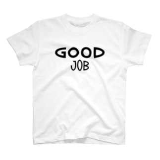GOOD JOB Tシャツ
