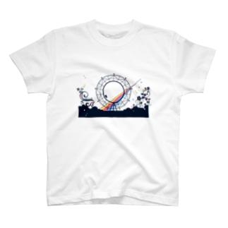 なな♡7 & だいふく Tシャツ