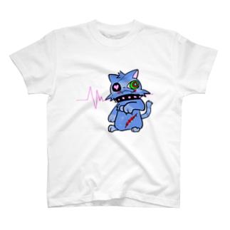イカレねこ Tシャツ