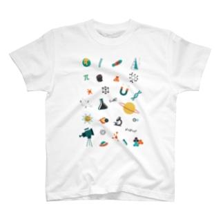 S.c.i.e.n.c.e Tシャツ