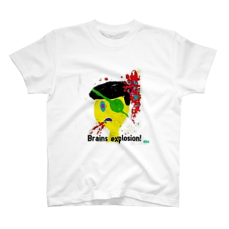 Brains explosion! Tシャツ