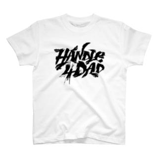 H4Dロゴ Tシャツ