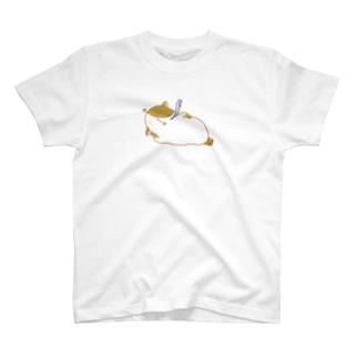 モルモットさん Tシャツ