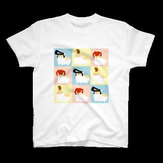 ヤンハムタイル Tシャツ