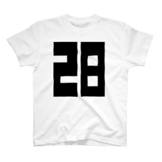 28 Tシャツ