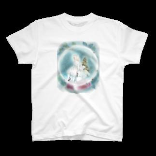 Chieの部屋のスノークリスマスTシャツ