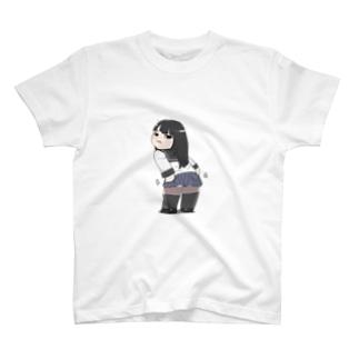 ちょい見えれいかちゃん Tシャツ