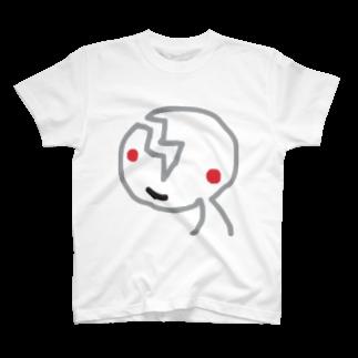 なんか怖いやつ Tシャツ