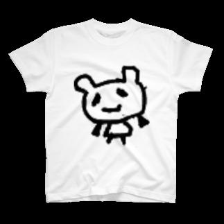 n3のn3ちゃん Tシャツ