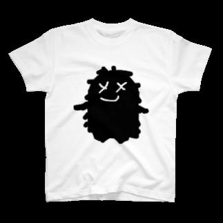 n3のモジャモジャな感じのやつTシャツ