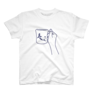 〈 naminada 017/365 〉 SAME Cap Tシャツ