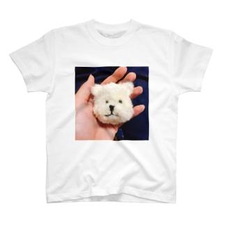 もふもふくまくん Tシャツ