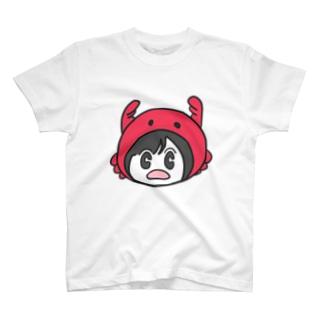 おなかすいた Tシャツ
