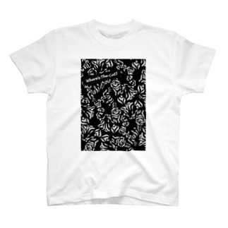Where's The Cat? Tシャツ