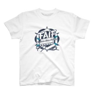 FAIF Tシャツ