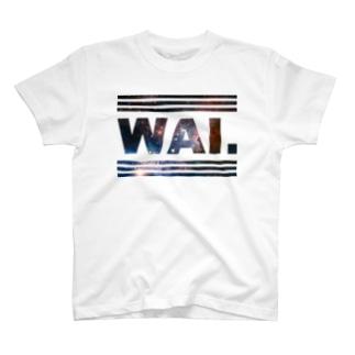 WAIT(コスモ) Tシャツ
