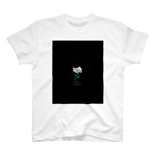ブクブク Tシャツ