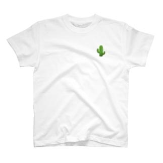 サボテン Tシャツ