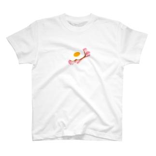 ノーマルめだまやき Tシャツ