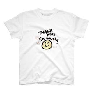 thankyousomuch! Tシャツ